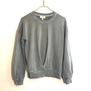 [Lucky Brand] Light Blue Pull Over Sweater - Small
